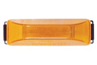 Thinline Non-LED Amber Marker Light & Bracket