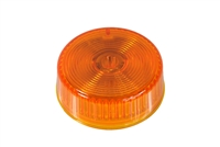 "2"" Single Diode Amber Light"