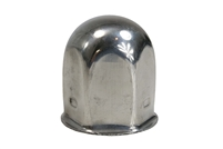 "Phoenix Chrome 7/8"" Lugnut for Wheel Simulators"