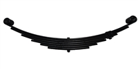 "6 Leaf Double Eye Spring for 7,000 lb Trailer Axles - 25-1/4"" Long"