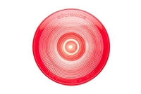 "Optronics ONE1 4"" Round LED Stop/Turn/Tail Light - Red"