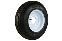 "8"" Trailer Tire & 4 lug Wheel 4.80-8"