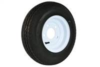 "8"" Trailer Tire 5 lug Wheel 4.80-8"