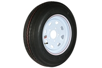 "12"" Trailer Tire 4 bolt wheel 5.30-12"