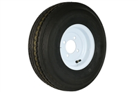 "8"" Trailer Tire 4 lug Wheel 5.70-8"