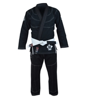 Black ECO v4.0 Series BJJ GI – FREE WHITE BELT