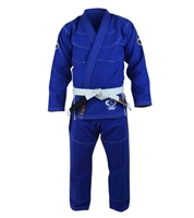 Blue ECO v4.0 Series BJJ GI – FREE WHITE BELT