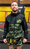 NEW! Roufusport Fight Team Camo Windbreaker