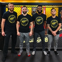 NEW! Limited Edition Roufusport Fight Team T 