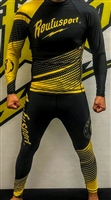 NEW! Roufusport Limited Edition Sublimated Grappling Rash Guard & Spats
