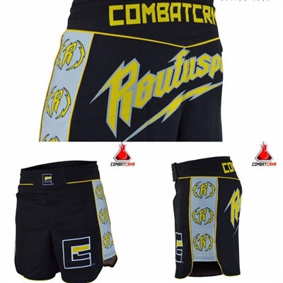 JUST RELEASED! Roufusport Official Team Fight Shorts
