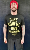 Duke Roufus Kickboxing, building champions since 1988.