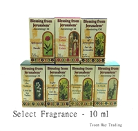 Blessings from Jerusalem Anointing Oils 10 ml (SELECT FRAGRANCE)