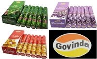 Govinda Incense Sticks