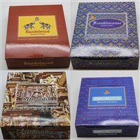 Kamini Incense Cones (12/Box) Assorted Fragrance Select