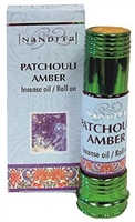 Nandita Body Oil - Patchouli Amber
