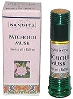 Nandita Body Oil - Patchouli Musk
