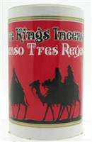3 King Incense Resin 2 oz (12/Pack)