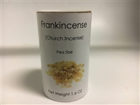 Church Incense Resin 1.6 oz in Can (12/Pack) Frankincense