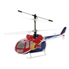 Red Bull BO-105 CB CX RTF Helicopter