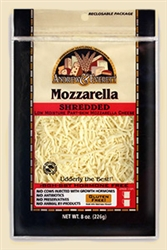 All-Natural Mozzarella Blend Shredded Cheese ~ 8oz