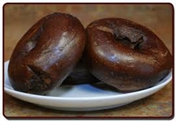Bagel, Pumpernickel (3 per pack)