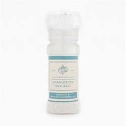 Bulls Bay Carolina Sea Salt ~ 3oz grinder