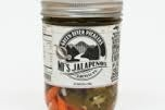 MF Jalapeno Pickles, 16 oz glass jar