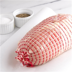 Boneless POULET ROUGE Chicken Roulade ~ 2.25 to 2.75 lbs