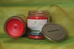 Kerr Lake Candles Macintosh Apple Scent ~ 16oz