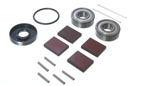 125508: Service Kit For 0.93 HP Vane Type Air Motor