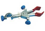 Double Adjustable Two Prong Swivel Clamp, Large size