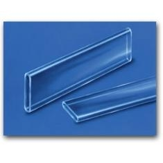 Synthethic Fused Silica 100 mm long 0.02 mm ID x 0.20 mm width, 0.02 mm wall, 30 PCS/vial