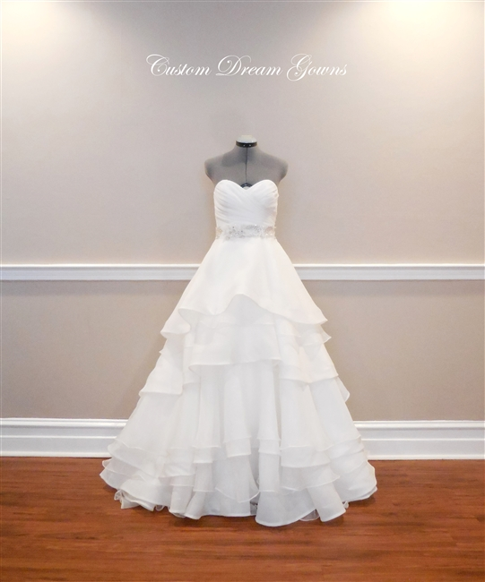 2174 Wedding Dress | Custom Dream Gowns | Wedding Dresses & Bridal ...