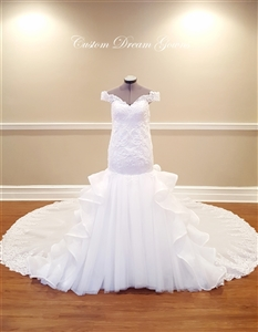George Elsissa by Custom Dream Gowns