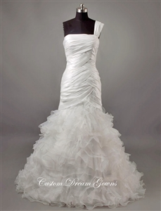 Swan By Custom Dream Gowns