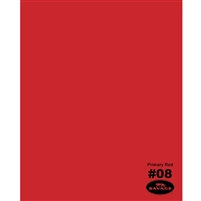 Primary Red Seamless Backdrop Paper