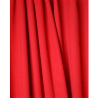 Holiday Red Fabric Backdrop