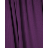 Dark Grape Fabric Backdrop