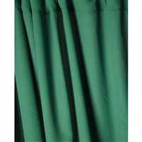 Holiday GreenSolidFabric Backdrop