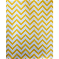 Sunshine Chevron Fabric Backdrop