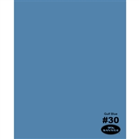 Gulf Blue Seamless Backdrop Paper