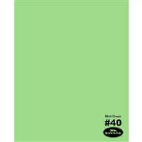 Mint Green Seamless Backdrop Paper
