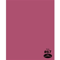 Ruby Seamless Backdrop Paper
