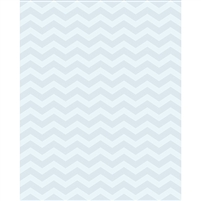 Gray & White Chevron Printed Backdrop