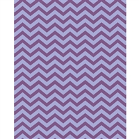Violet & Purple Chevron Printed Backdrop