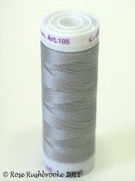 Mettler Cotton Silk Finish #50 150M