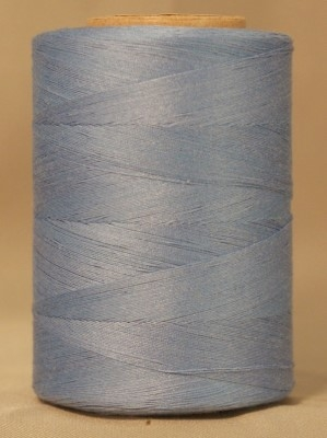 004 - Medium Blue Star Cotton Quilting 1200 yd