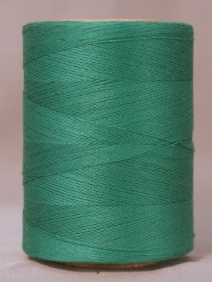 063 - Field Green Star Cotton Quilting 1200 yd