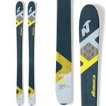 Nordica NRGy 90 Skis - 2017